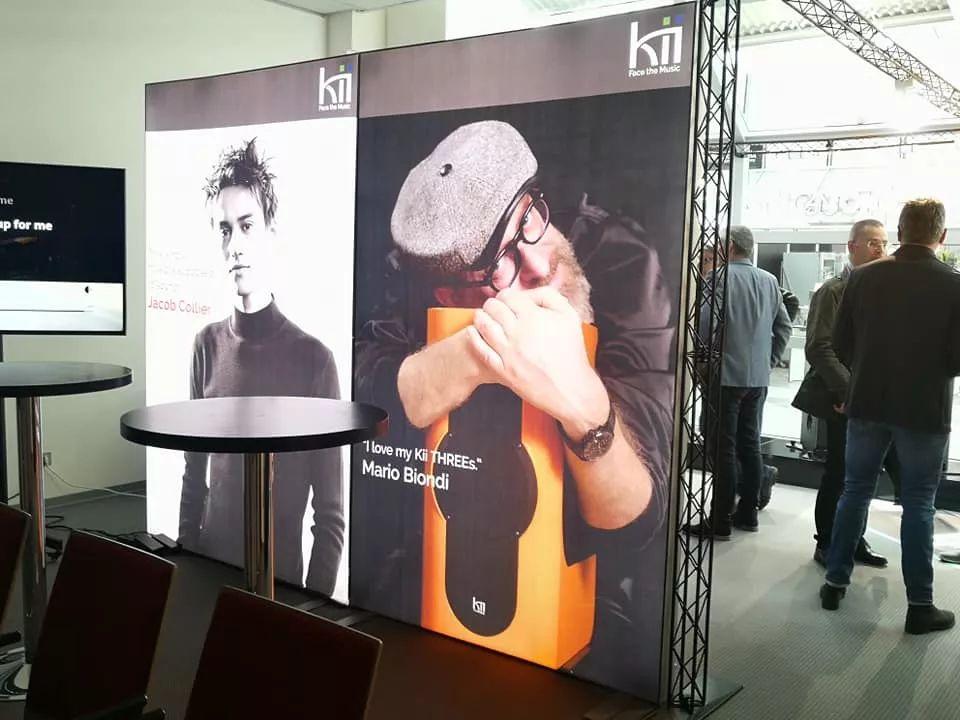 更强声音还原能力,更丰富低频效果!Kii THREE BXT System即将亮相2019香港影音博览暨流动音响展