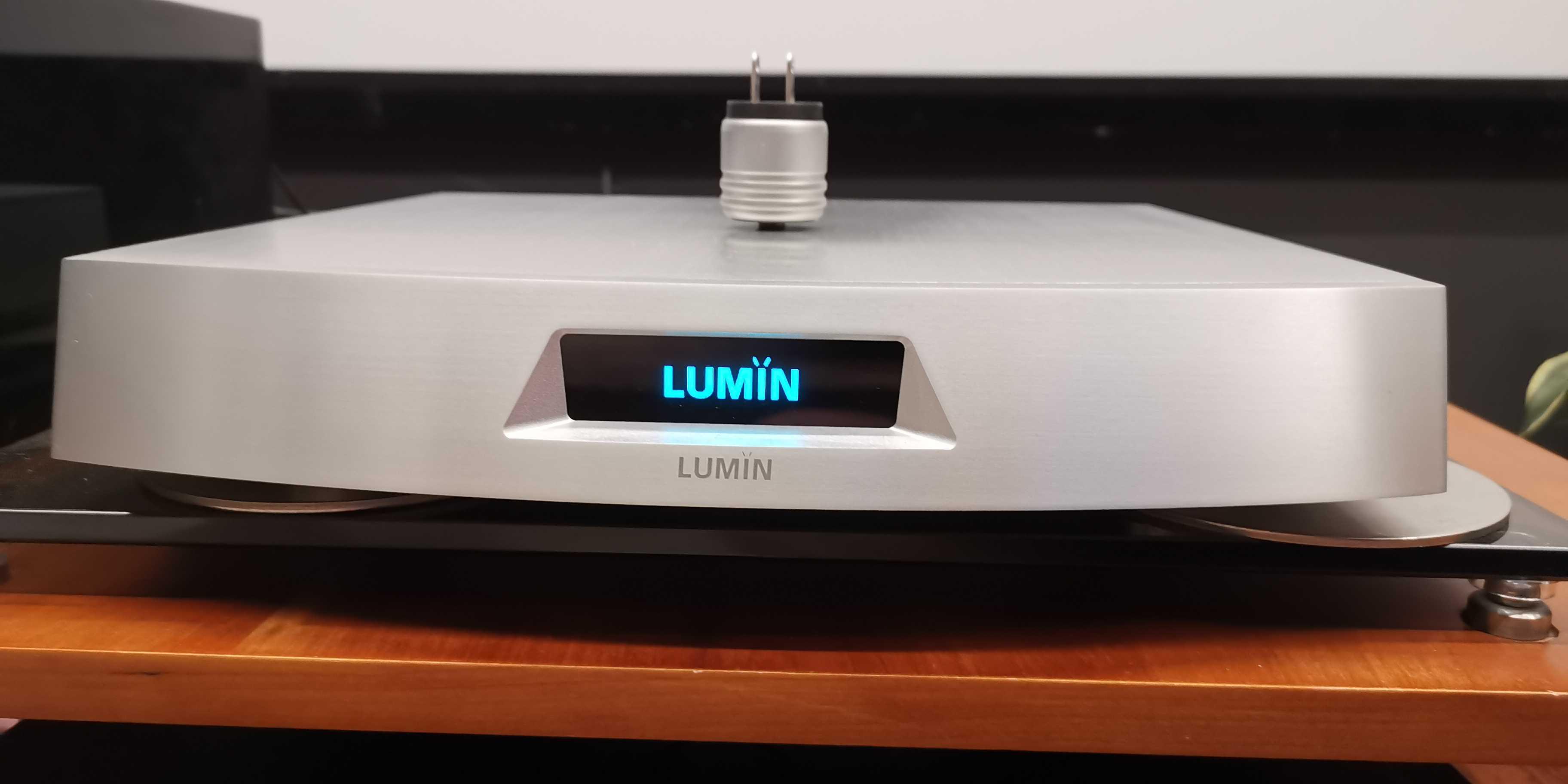 三万的数播能否打败三万的cd机?!lumin T2简评
