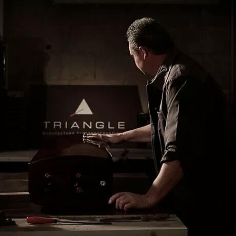 法国音响品牌Triangle致力于让每一件产品 经典、时尚与品质一个都不能少!