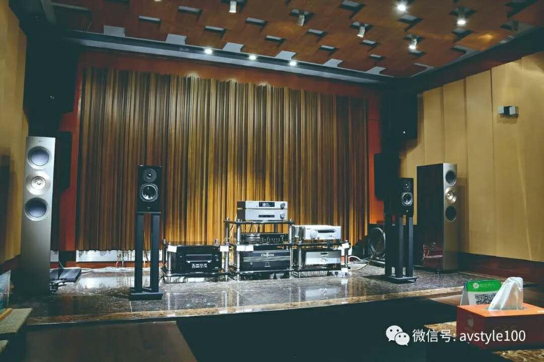让音乐与您的距离更近 剑桥 CXN(V2)+CXA81+维也纳之声海顿三十周年纪念版音箱