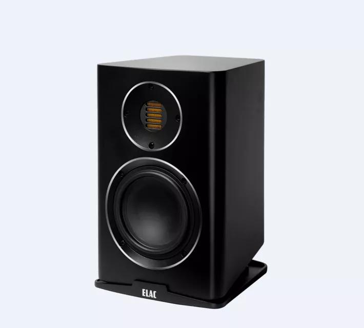 与时俱进,简约高素质:NAD M10 流媒体放大器& ELAC BS243.4书架式扬声器