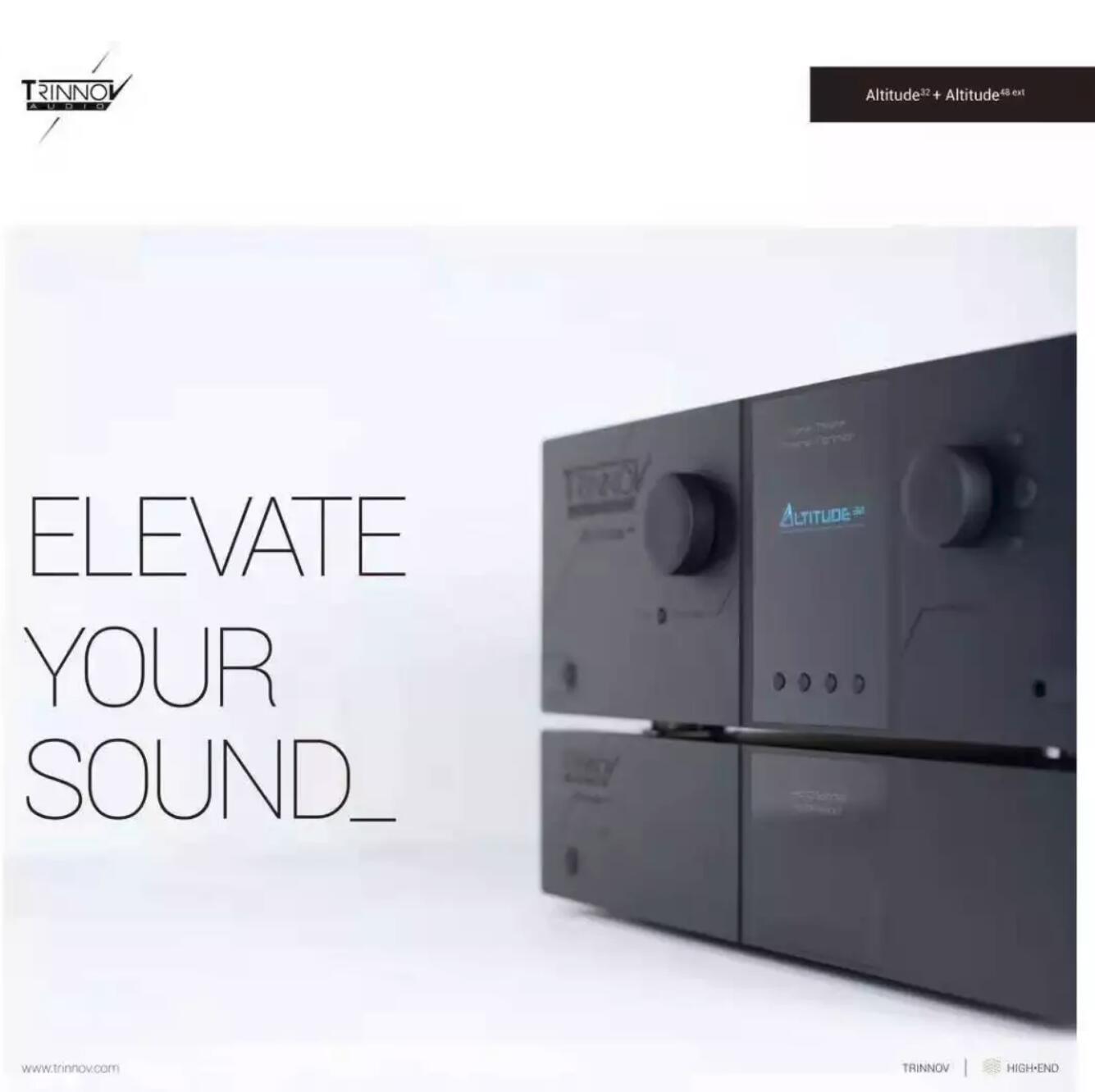 Trinnov Altitude48ext:唯一能真正解封家用全景声Atmos最高标准24.1.10的3D音效处理器